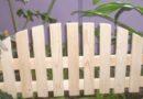 Красивый декоративный забор для Вас